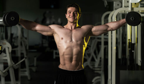 muscler ses épaules