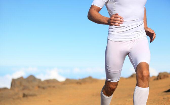avis Short de compression pour homme