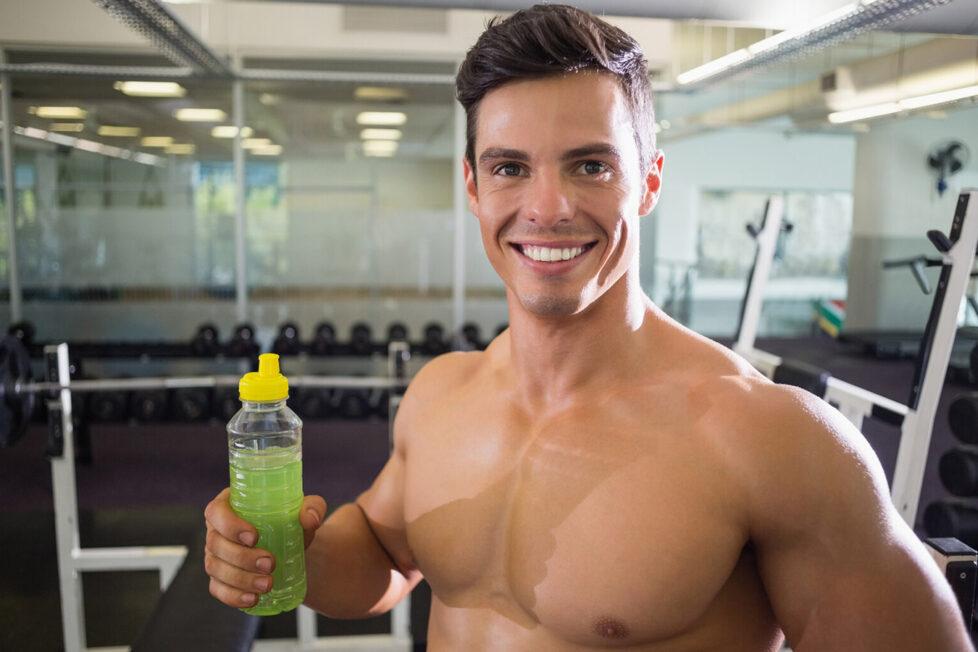 top pre-entrainement pour musculation