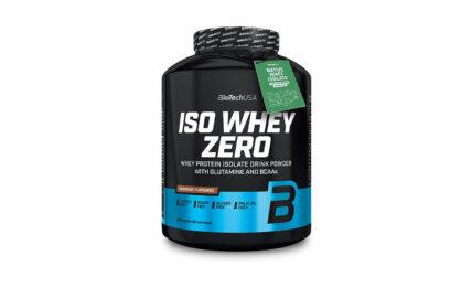 BiotechUSA Iso Whey Zero Lactose Avis