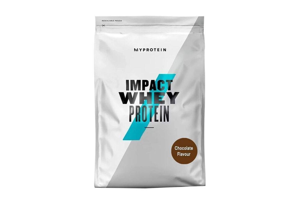 Impact Whey de My Protein : test et avis