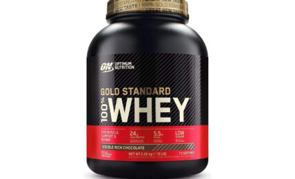 Optimum Nutrition Gold Standard 100% Whey Protéine : test et avis