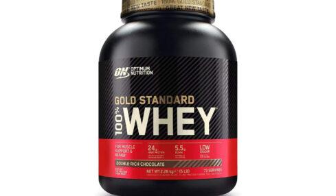 Optimum Nutrition Gold Standard 100% Whey Protéine : test et avis